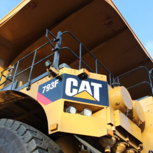 2012 Model Cat 793Fs